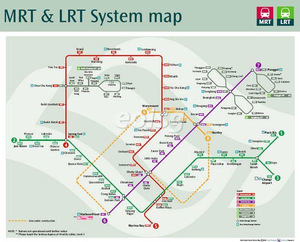 新加坡交通出行全解