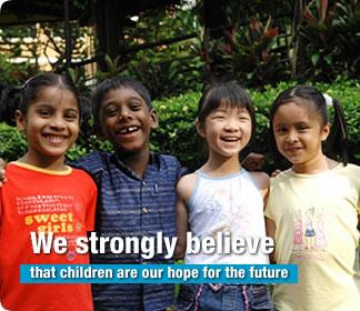 11年间无私关爱 志愿者获儿童会最高奖项