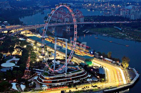 """世界摩天轮之""""最"""" 新加坡最高却遭破产"""