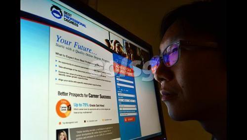 新加坡现虚假学士广告 教育部呼吁不要轻易上当