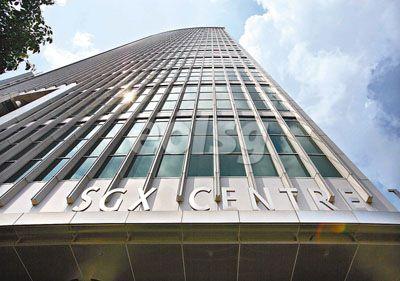 新加坡交易所上季净利近亿 高于市场预期