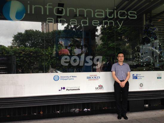 新加坡留学:英华美学院游戏与动画专业