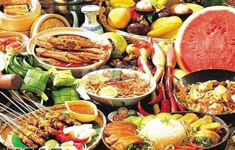 浅谈新加坡饮食特色美食