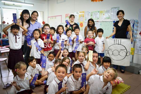 新加坡幼儿园学费多少
