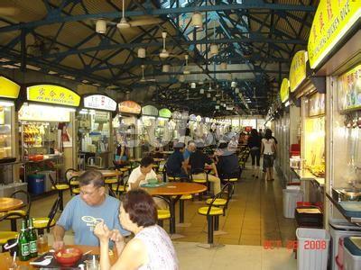 在新加坡留学生活的吃住行