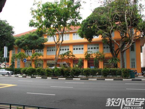 新加坡莱佛士高等教育学院优势