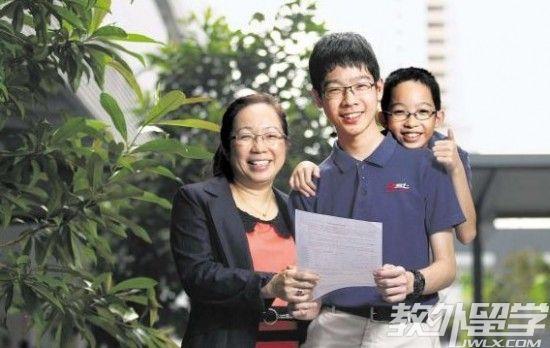 新加坡中学开学时间