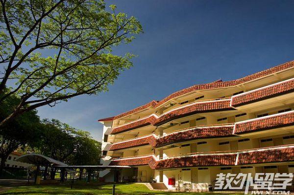 新加坡南洋理工大学环境工程课程