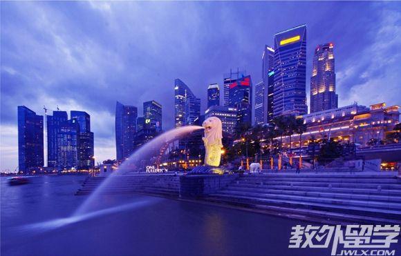 去新加坡读研的条件