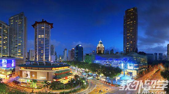 新加坡留学中学入学时间