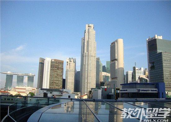 高考英语不好如何留学新加坡