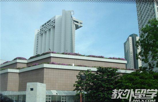 新加坡本科商业管理专业