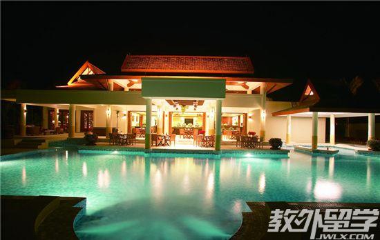 新加坡本科酒店旅游专业