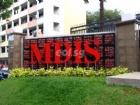新加坡管理发展学院正门