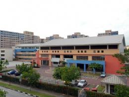 新加坡云海小学