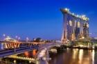 新加坡双螺旋桥――全球最惊艳的桥梁美景